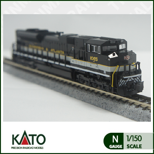 [KATO] 176-8511 SD70ACe NS 디젤기관차 Heritage Savannah & Atlanta 1065호트레인몰