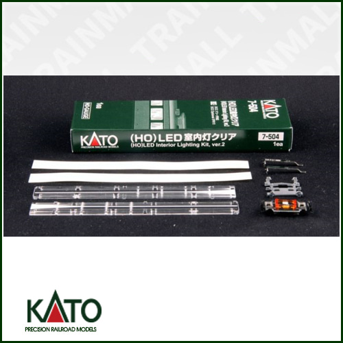 [KATO] 7-504 HO Scale LED Interior Lighting Kit version 2트레인몰